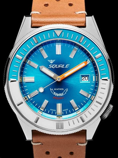 Squale 600 meter Professional Swiss Automatic Dive watch