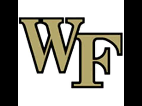Wake Forest Demon Deacons Primary Logo - NCAA Division I
