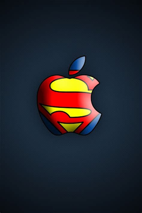 superman apple - Download iPhone,iPod Touch,Android