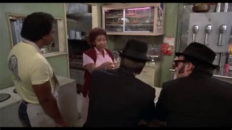 Blues Brothers 1980 Don't You Blaspheme In Here - YouTube