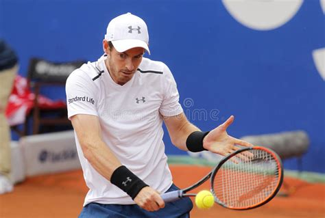 British Tennis Player Andy Murray Editorial Image - Image