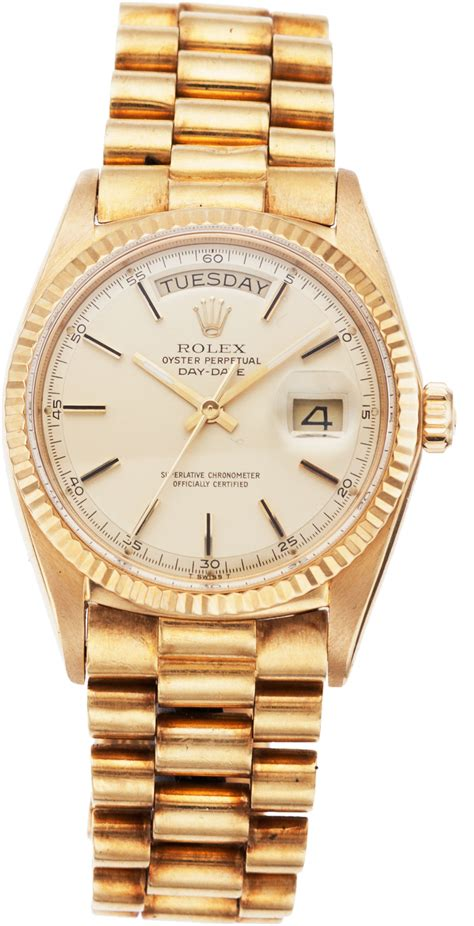 Jack Nicklaus and Arnold Palmer Rolex Watches Offered by