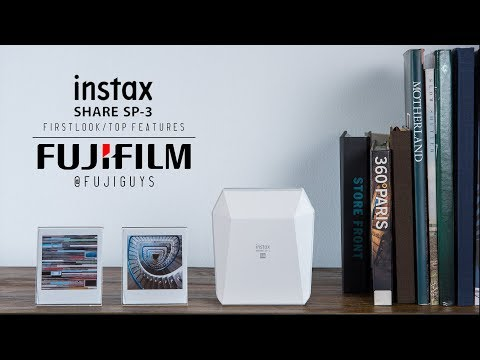 The Instax Share SP-2 adds just enough modern magic to the