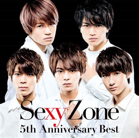 Discography(Sexy Zone) | Johnny's net