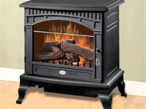 Dimplex Lincoln Freestanding Electric Fireplace Stove