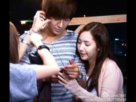 Lee Min Ho and Park Min Young Fallin' For You The MinMin
