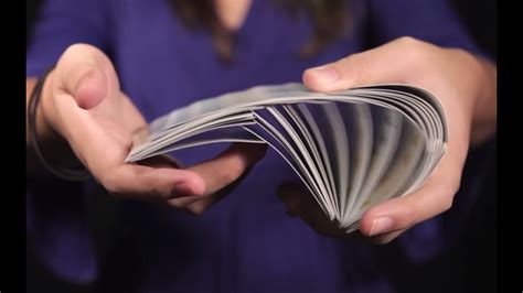 TRY [CARDISTRY] - YouTube