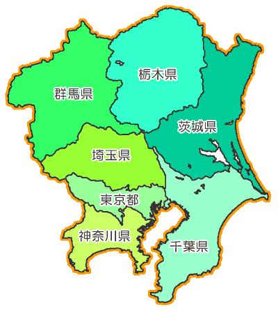 Images of 関東地方 - JapaneseClass