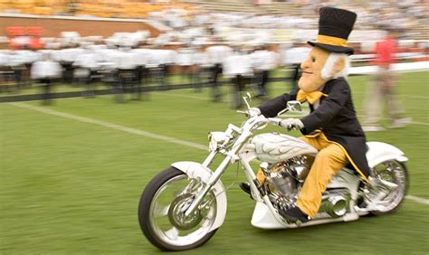 The Demon Deacon | Athletics | Wake Forest University