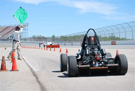 Formula Race Team Takes Fifth Place Among 120 Teams at