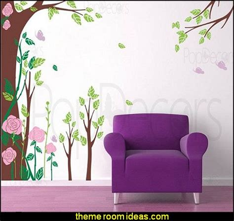 Decorating theme bedrooms - Maries Manor: Tree Murals